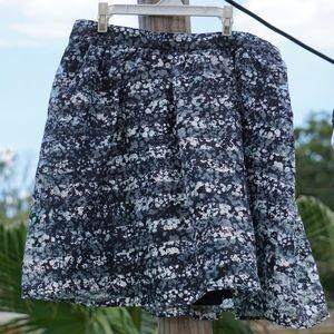 Xhilaration Flair Skirt with Pockets
